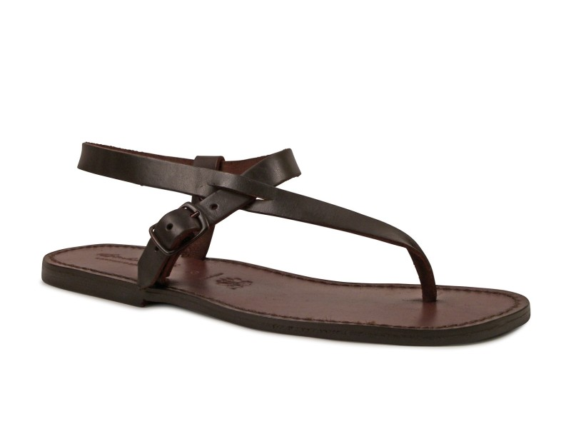 FOTO 04     Handmade-brown-leather-thong-sandals-for-men-1
